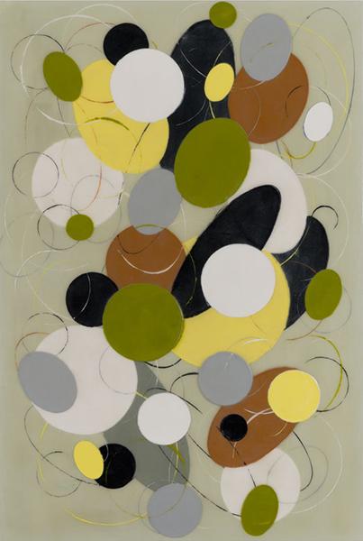 , 'Bubbles & Bobbles I,' ca. 2015, Lanoue Gallery