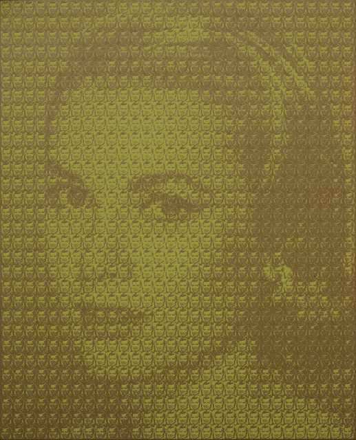 , 'Grace Kelly(Clark Gable),' 2016, Gallery Sesom