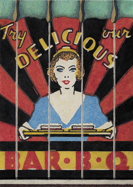 , 'Delicious,' 2018, Sims Reed Gallery
