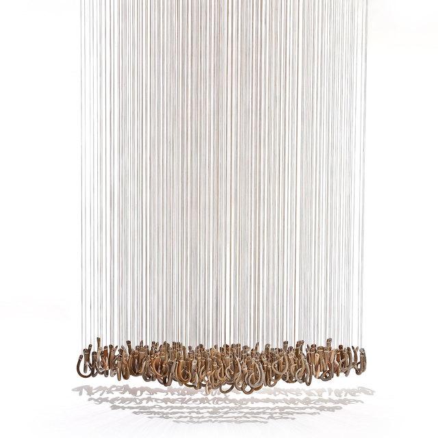 , 'Long Lines,' 2010, browngrotta arts