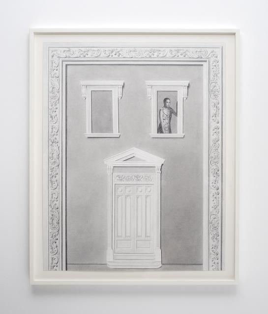 , 'Exterior (Figure 2),' 2016, Mary Mary