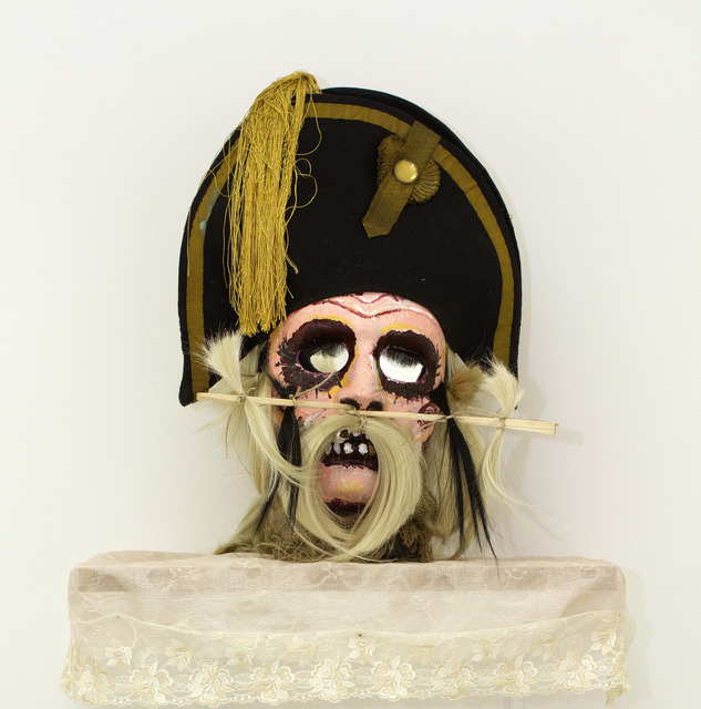 , 'Cut off European Explorer's Head,' 2013, Nanzuka