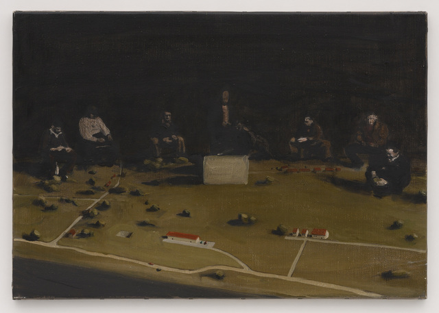 , 'Trickland (part two),' 2002, Zeno X Gallery