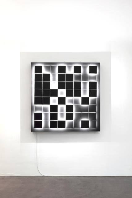 , 'Minimosaique (8x8 BW),' 2018, Mario Mauroner Contemporary Art Salzburg-Vienna