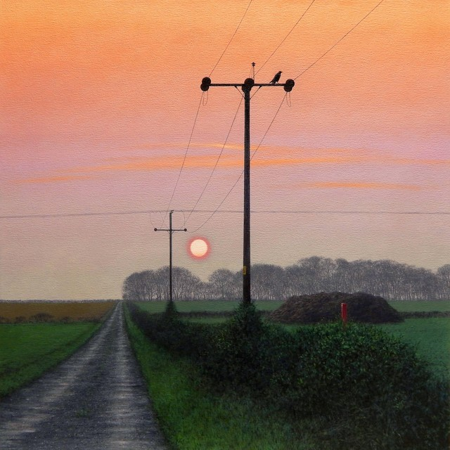, 'Ganton Wold Sunset (Twilight),' , Plus One Gallery