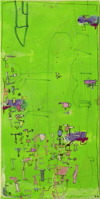 , 'Caligrafia 2,' 2016, Allouche Gallery