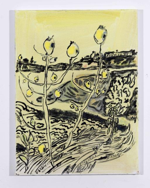 Lisa Sanditz, 'Landscape Color Study 20', 2019, Painting, Oil on canvas, Jonathan Ferrara Gallery