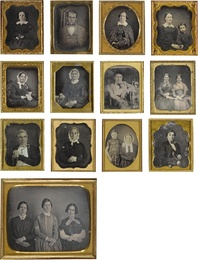 Selected Portraits of Patients and Persons with Physical Abnormalities