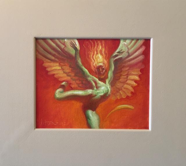 John Asaro, 'The Firebird Ballet ', 2016, Ethos Contemporary Art