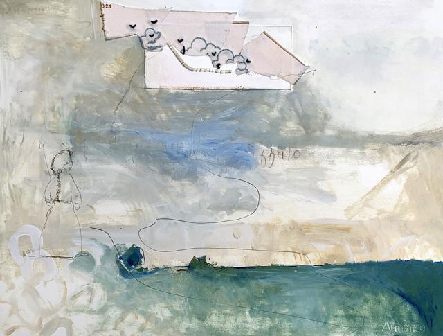 Dorothy Fitzgerald, 'Leave in Satisfactory Hands', 2017, Resource Art