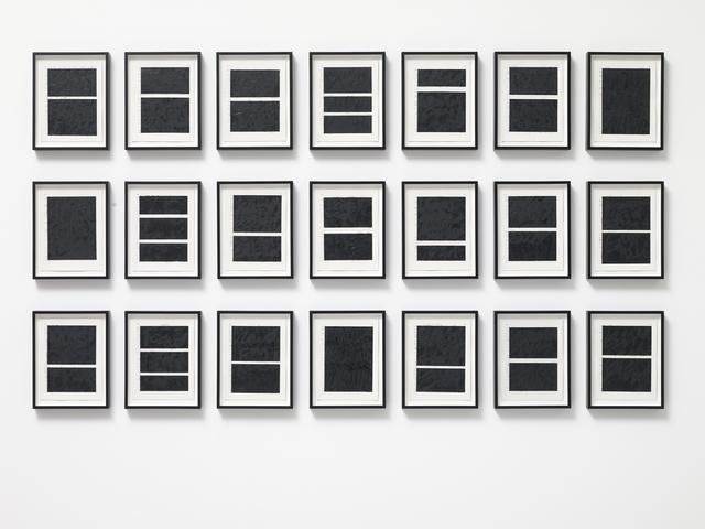 , 'Rhythms 21,' 2017, Victoria Miro