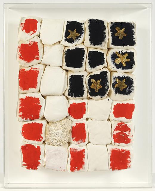 , 'Trapos Flag,' 2016, Contini Art Gallery
