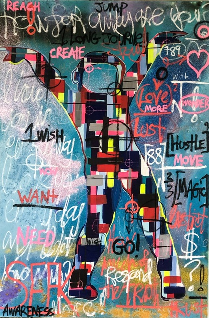 , 'Splash,' 2019, Contessa Gallery