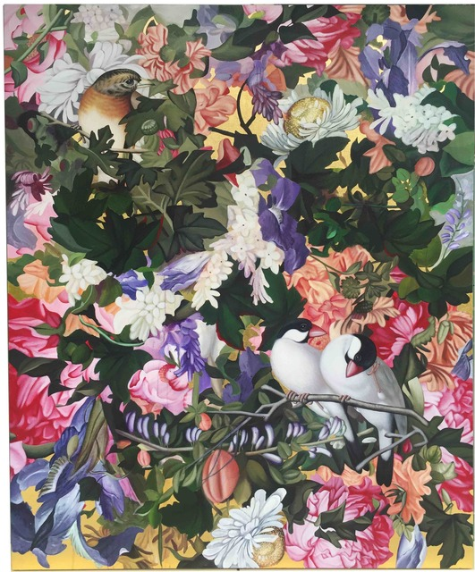 , 'In All Its Grandeur,' 2016, Tina Keng Gallery