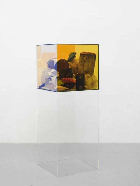 , 'ABHOR,' 2018, Galerie Krinzinger