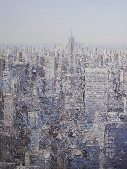 Wang Xiaoshuang, 'Invisible City No. 27', 2018, Tsubakiyama Gallery