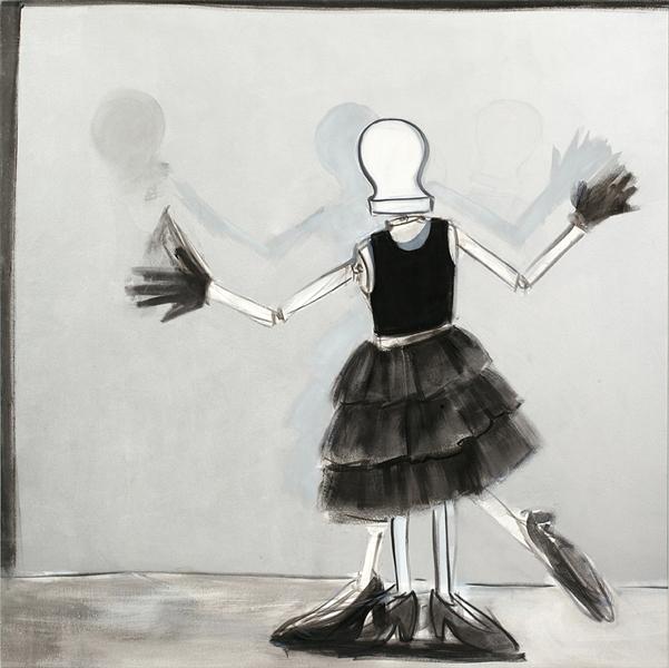 Lisa Milroy, 'MirroR', Parasol unit foundation for contemporary art
