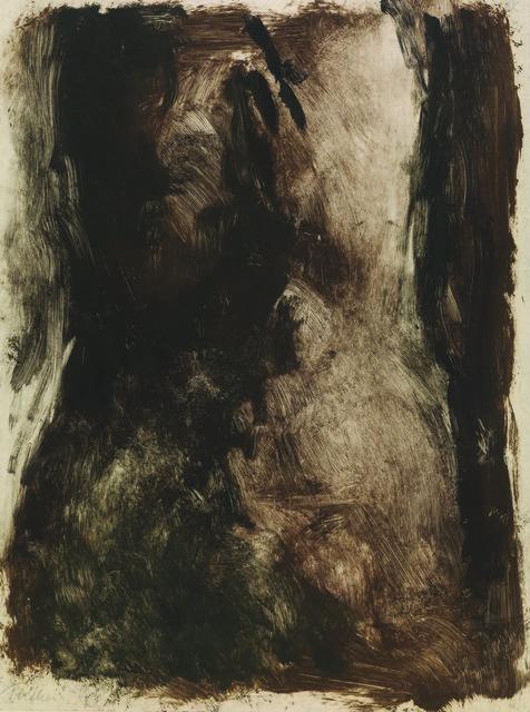William Tucker, 'Monotype XIX', 1987, Pangolin London