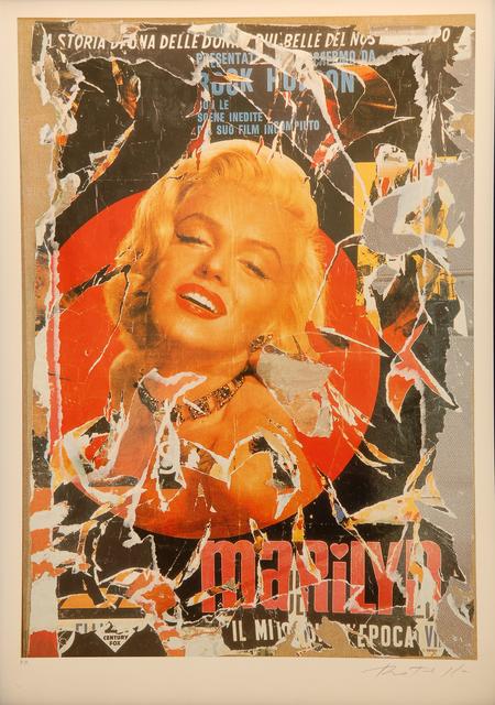 , 'Marilyn il mito, Marilyn the mith,' 2004, Glenda Cinquegrana Art Consulting