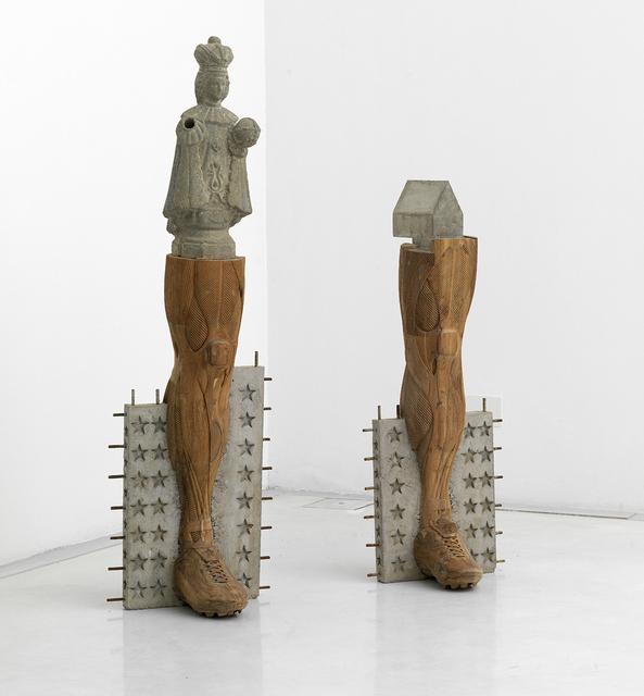 , 'Benevolent grass,' 2010, Studio la Città