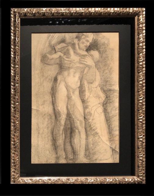 Louise Bourgeois, 'Homme à l'enfant', 1936-1938, Odalys