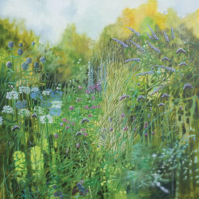 , 'Dorset Summer Garden III,' 2018, Hybrid Gallery