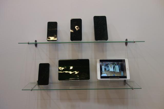 , 'Iphones, Ipads,' 2017, Izolyatsia