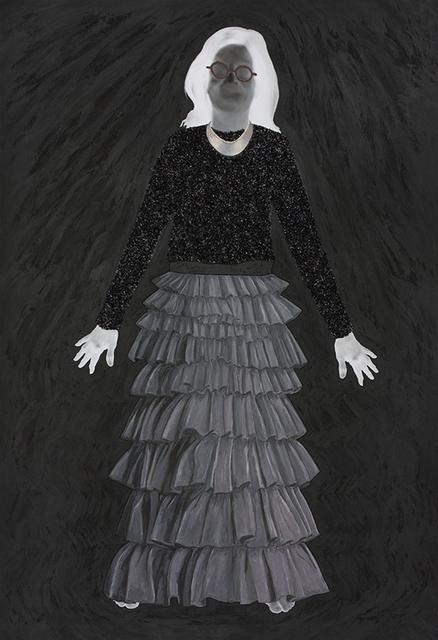 , 'Paperdoll 94,' 2009, Nohra Haime Gallery