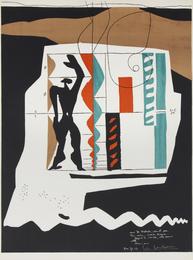 Modulor after Le Corbusier