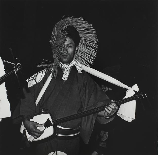 , 'Toyama Yatsuo, September 1, 1976,' 1976, MIYAKO YOSHINAGA
