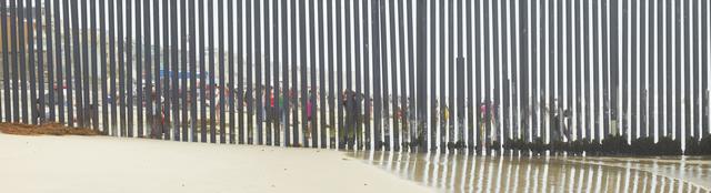 , 'Playas De Tijuana #1, San Diego, California,' 2013, Marc Selwyn Fine Art