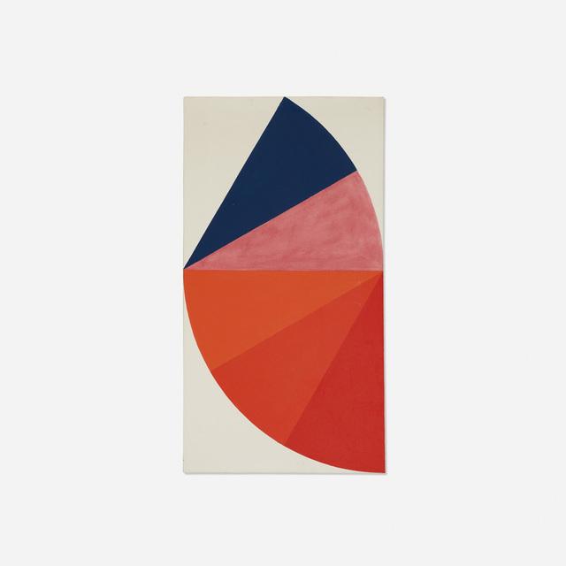 Albert Stadler, 'Fan', 1963, Wright