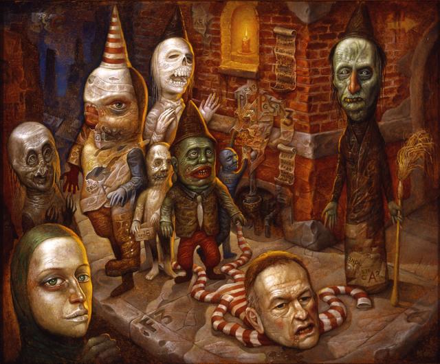 Chris Mars, 'Something Empty', 2009, Beinart Gallery
