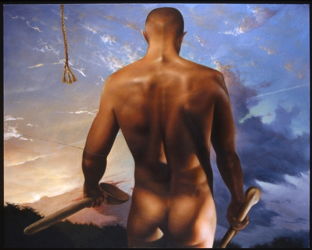 , 'The Renunciation,' 2004, William Campbell Contemporary Art, Inc.
