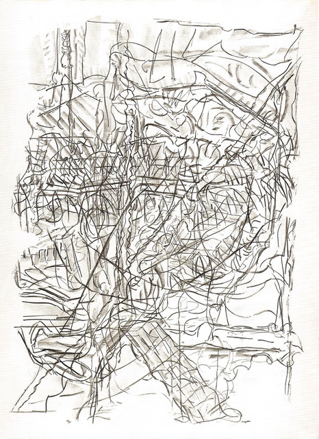 , 'Suite Radisson,' 1972, Galerie D'Este