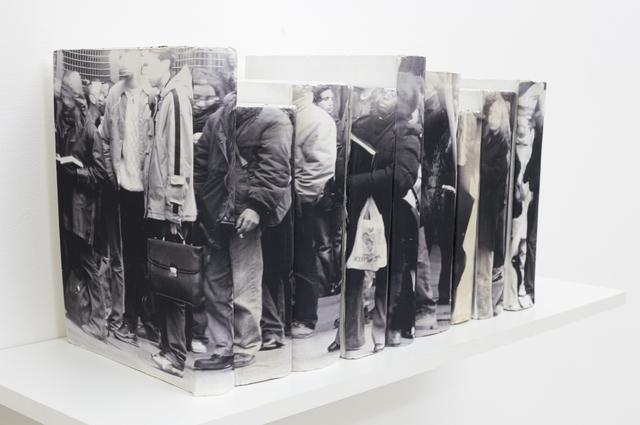 Graciela Sacco, 'Ensaio sobre a espera ', 2014, Zipper Galeria