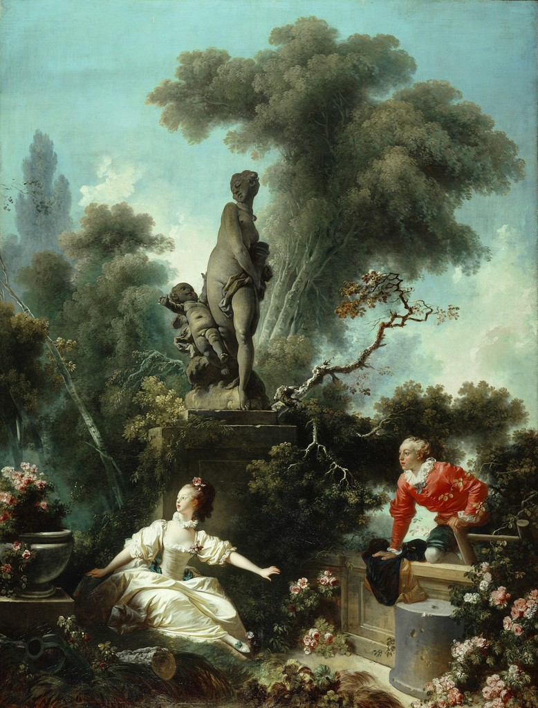 10 Artworks That Defined The Rococo Style Artsy