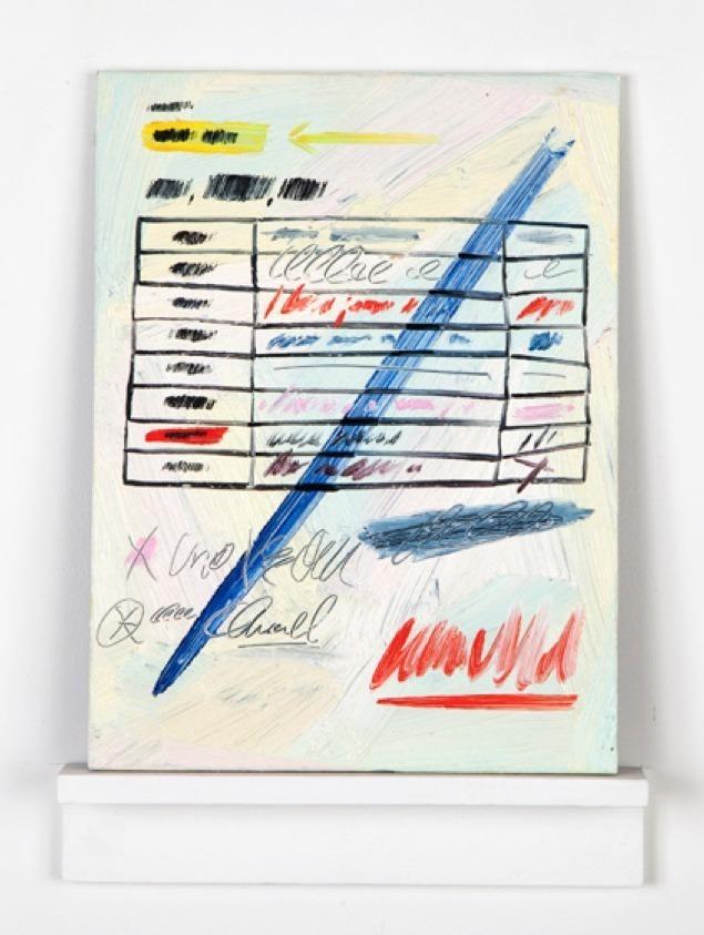 Al Freeman, 'Ledger 2,' 2013, 247365