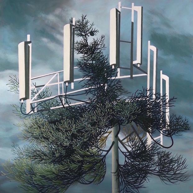 , 'Transmission,' 2016, InLiquid