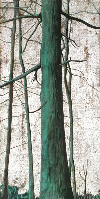 , ' Il etait un arbre au bout de la branche,' 2016, Galerie Janine Rubeiz