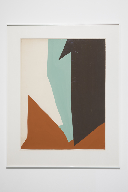 , 'st,' 1961, Galerie Denise René