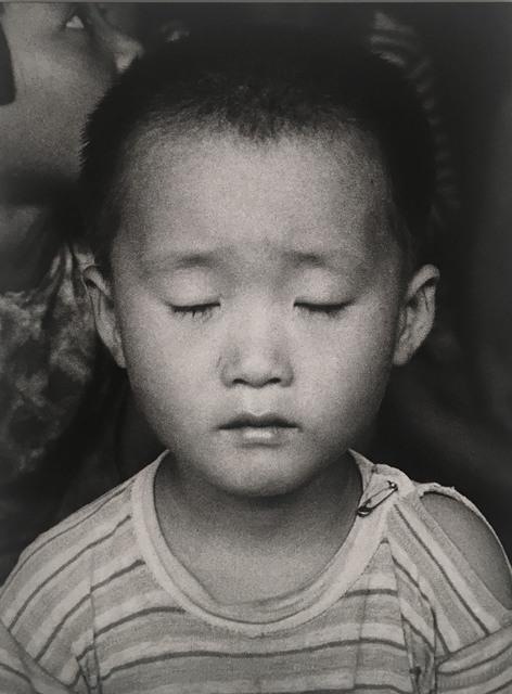 , 'Korean Child,' 1958, Edwynn Houk Gallery