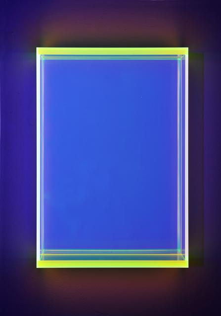 Regine Schumann, 'Color rainbow soft green knokke toronto', 2018, Dep Art Gallery