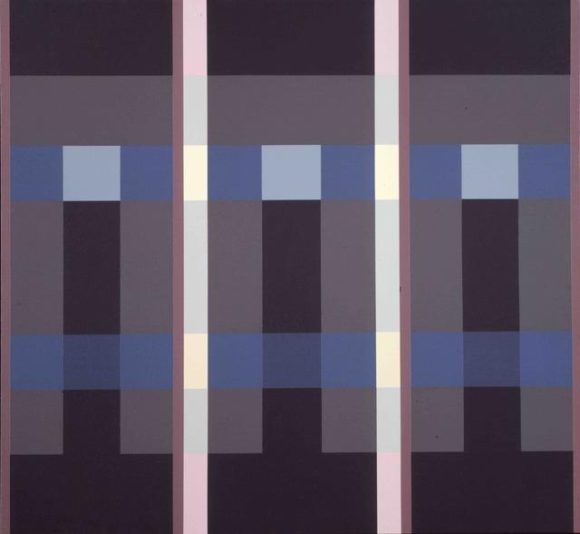 Fanny Sanin, 'Acrylic No. 6', 1982, Painting, Acrylic on canvas, Leon Tovar Gallery