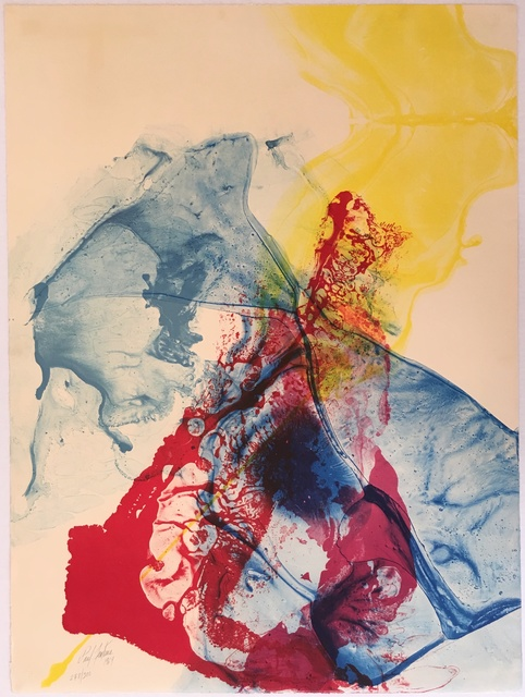 Paul Jenkins, 'Phenomena: Katherine Wheel', 1969, Puccio Fine Art