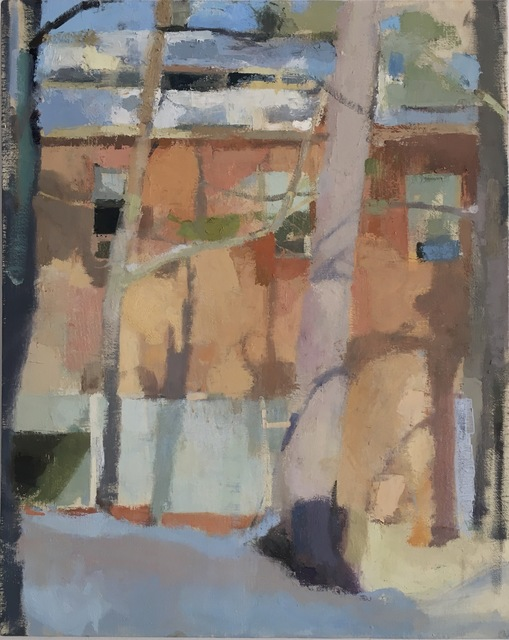 , 'February,' 2017, Linda Matney Gallery