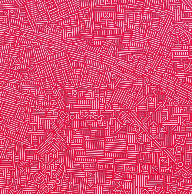 , 'City DNA - Tate Modern,' 2013, de Sarthe Gallery