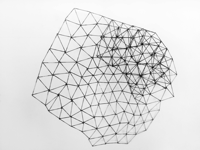 , 'Multiply Connected Triangle,' 2015, Art Mûr