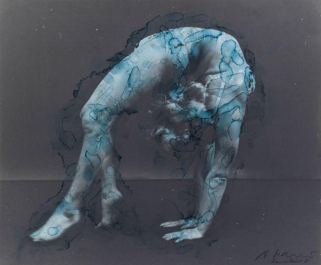 , 'Blauer Dunst I,' ca. 1970, Galerie Elisabeth & Klaus Thoman