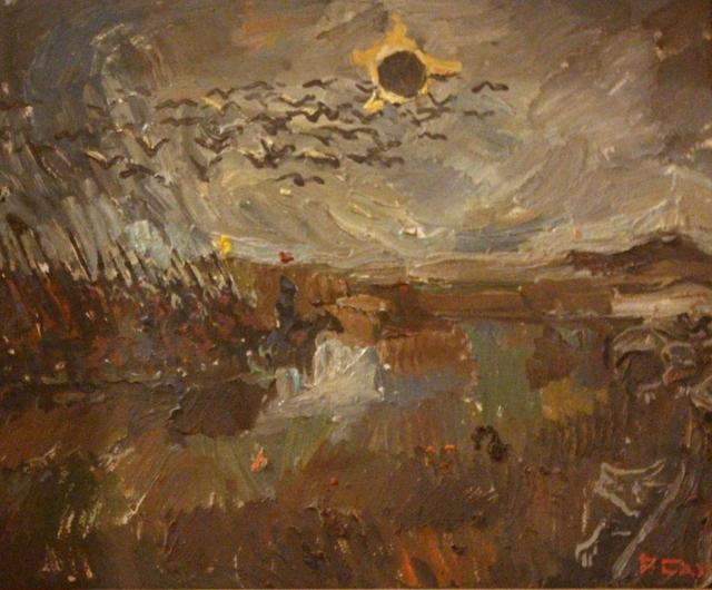 Sakhi Romanov, 'Lone Traveller', 1960-1979, OYANU Gallery